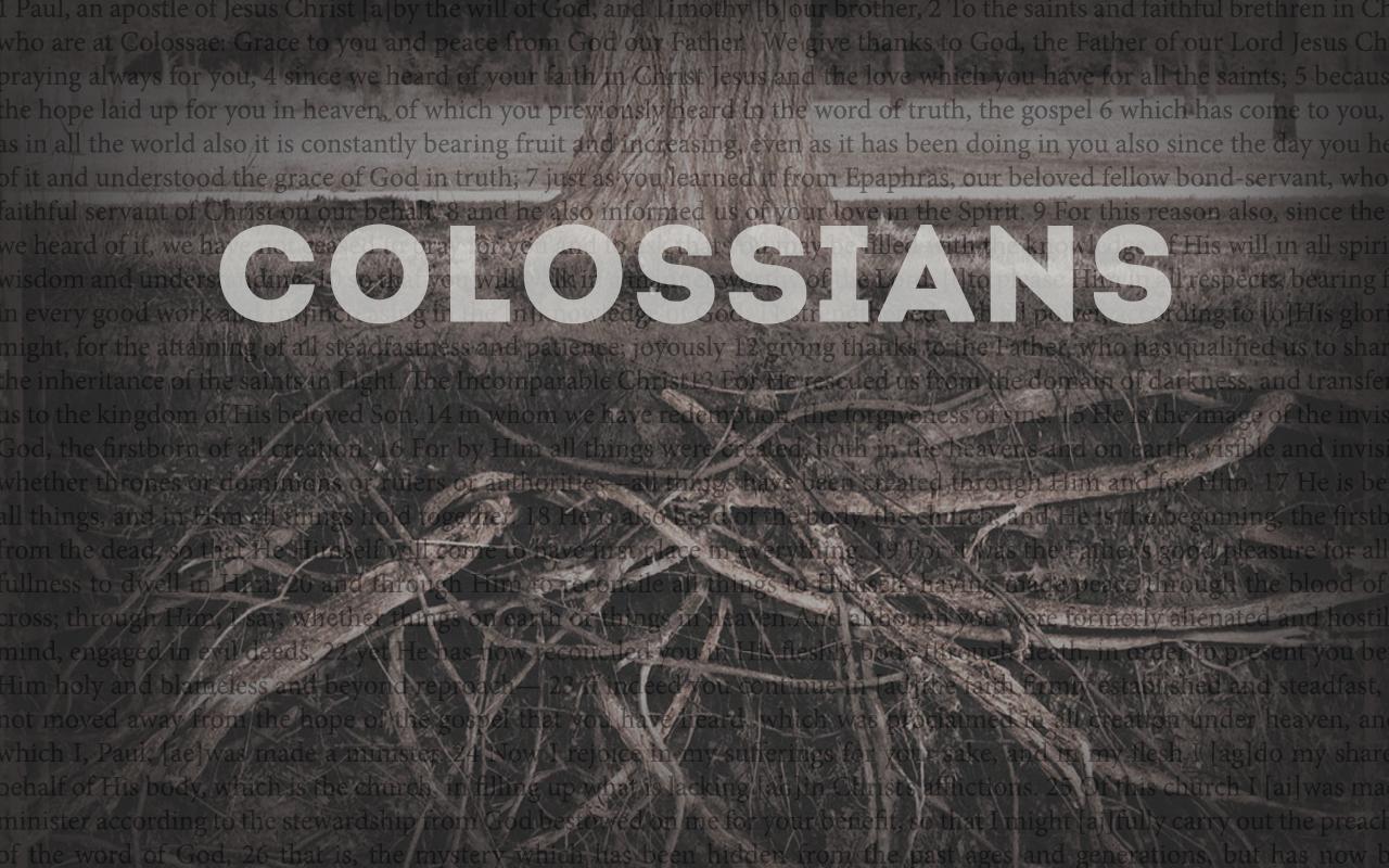 ROCK-colossians-PPT
