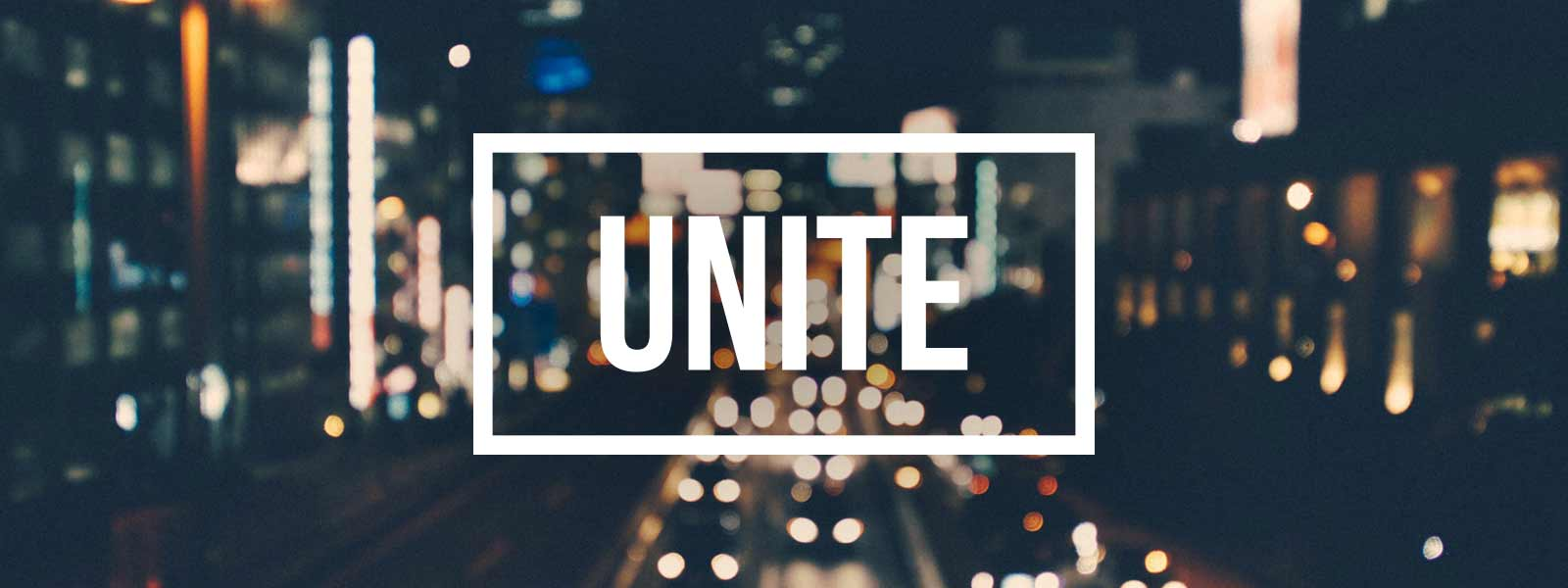 Unite 2016 I Love My Church
